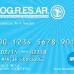 ¿La tarjeta Progresar se puede usar como débito?