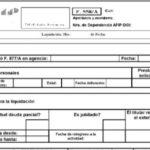 ¿Cómo obtener el formulario 558/A del Sicam?