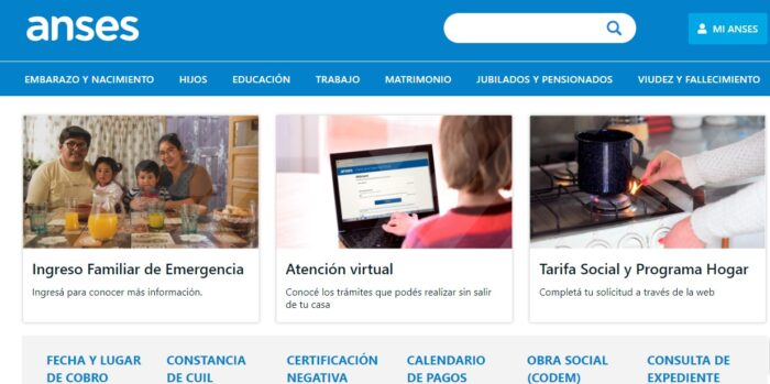 Administración Nacional de la Seguridad Social (Anses)