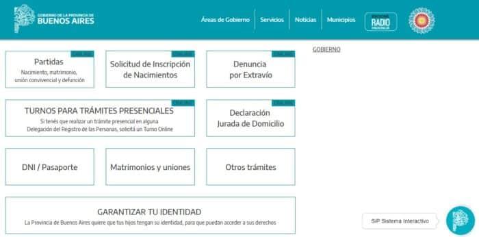 Gobierno Nacional de Argentina